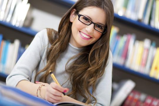 Etudiante en formation alternée à l'ITPA d'Aix-en-Provence